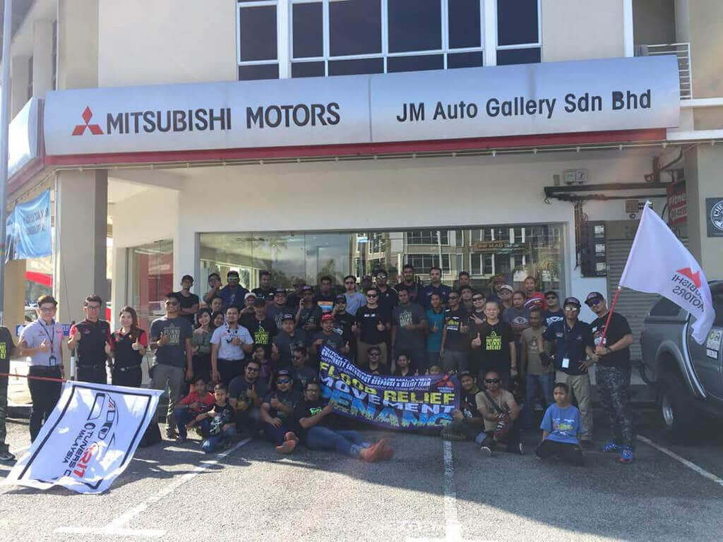 Jm Auto Sales >> Mitsubishi Motors Flood Relief Effort – Mitsubishi Motors Malaysia