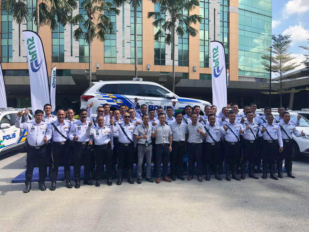 PDRM Using Mitsubishi Outlander for New Eagle | Mitsubishi Motors Malaysia