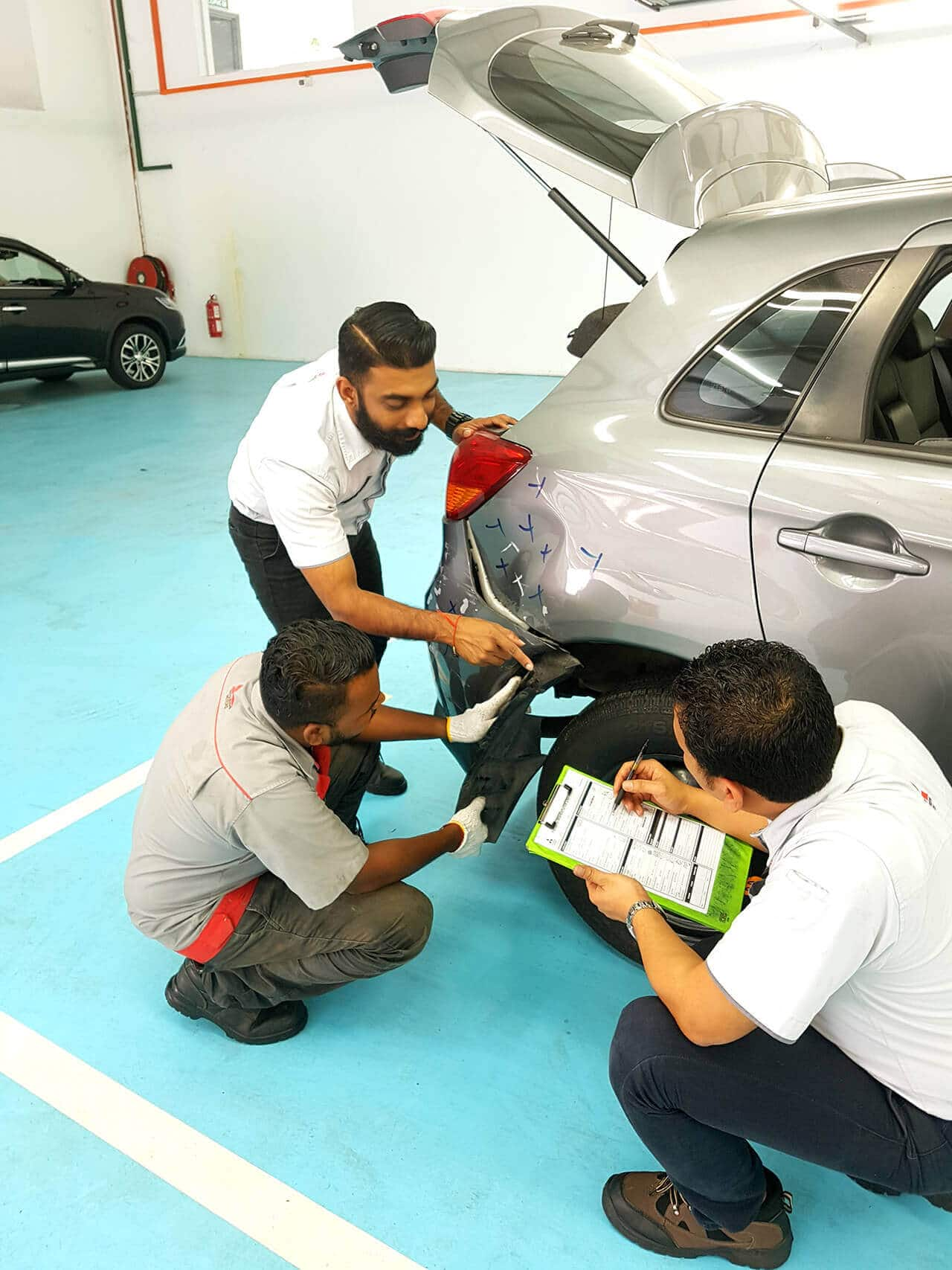 Check and Service Quality Assured all Time | Mitsubishi Motors Malaysia