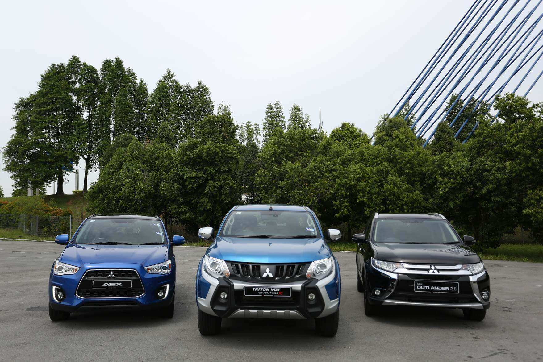Positive Sales Figures for First Half of 2018 | Mitsubishi Motors Malaysia