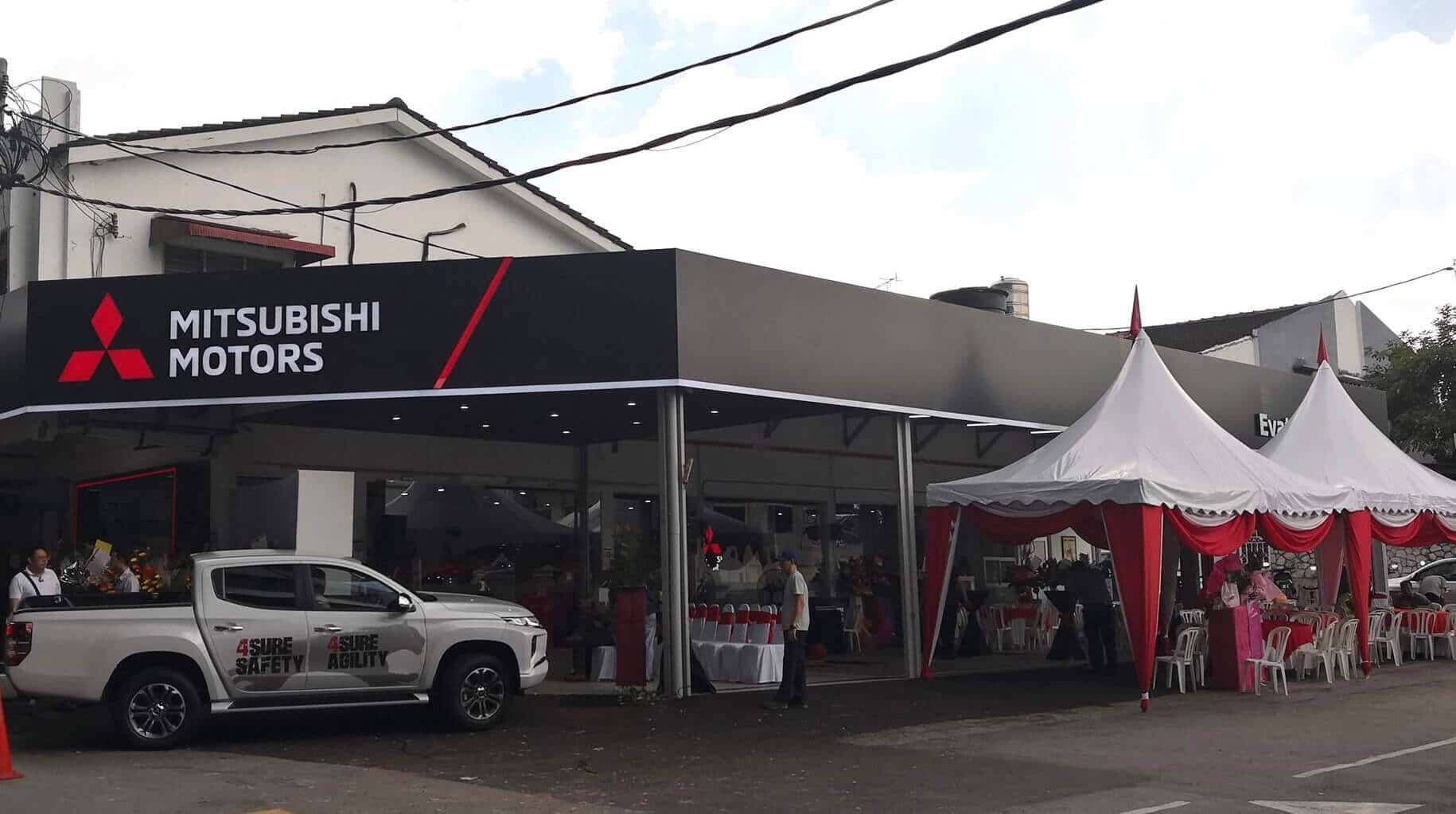 New Mitsubishi Showroom Launching in Cheras | Mitsubishi Motors Malaysia