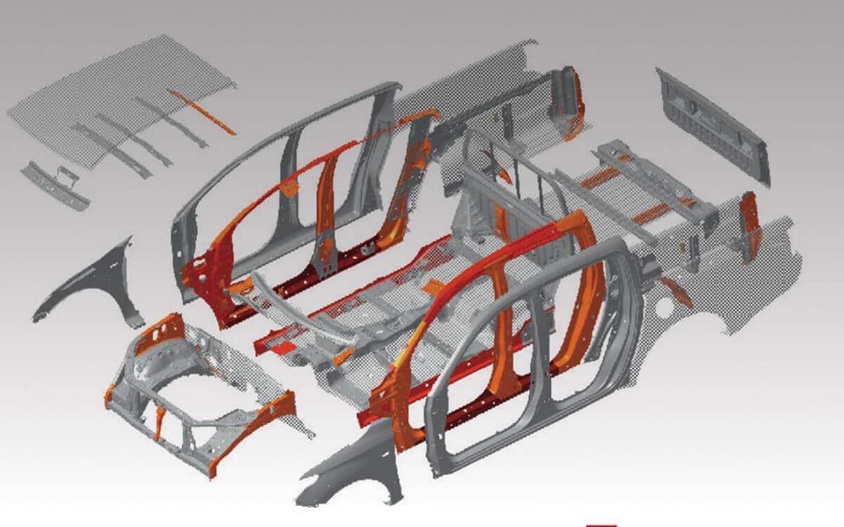 Triton 4x2 Safety Features Rise Body | Mitsubishi Motors Malaysia