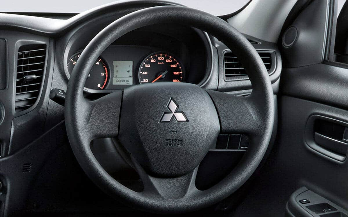 Triton Quest Steering Wheels | Mitsubishi Motors Malaysia