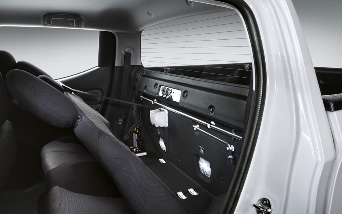 Mitsubishi Triton 4x2 Secret Storage | Mitsubishi Motors Malaysia