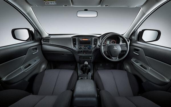 Triton Quest Interior Technology | Mitsubishi Motors Malaysia
