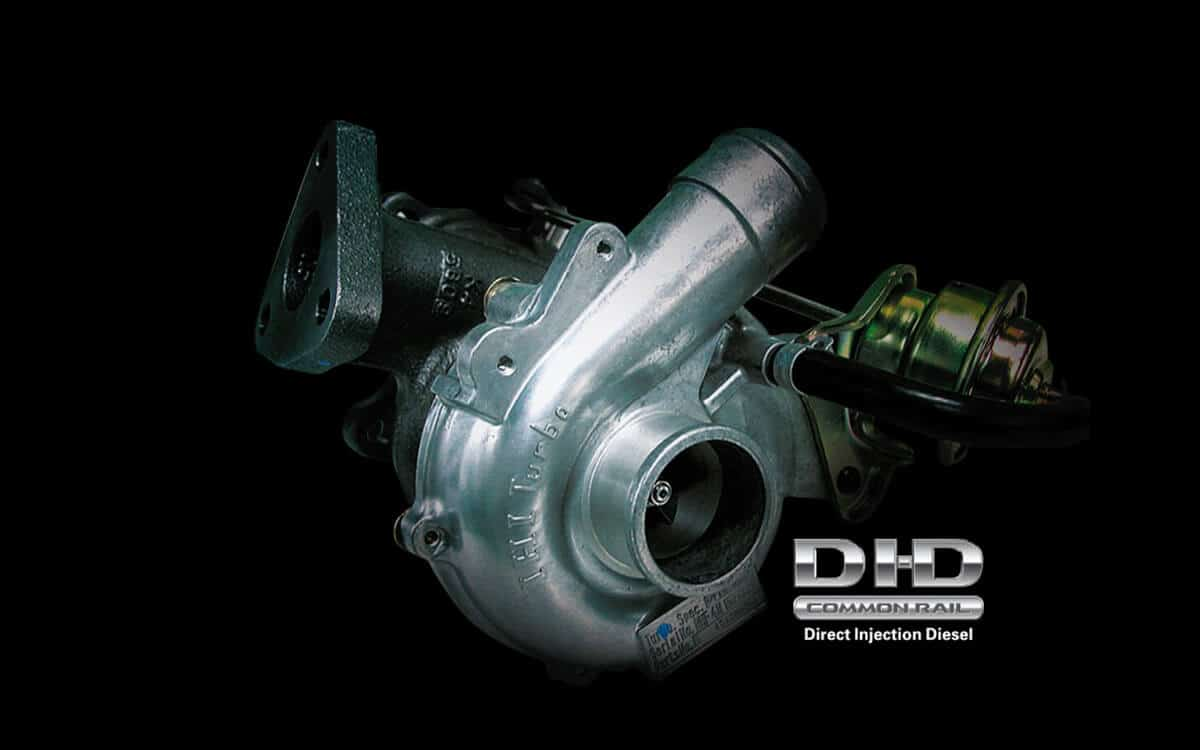 Triton Quest Direct Injection Diesel Technology | Mitsubishi Motors Malaysia