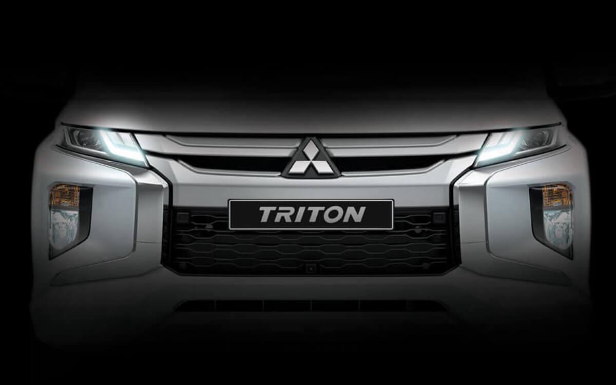 Mitsubishi Grill and LED Design | Mitsubishi Motors Malaysia