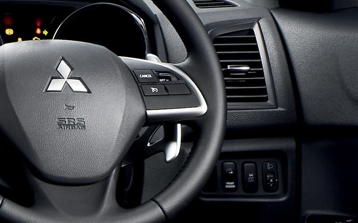 Mitsubishi ASX Cruise Control | Mitsubishi Motors Malaysia