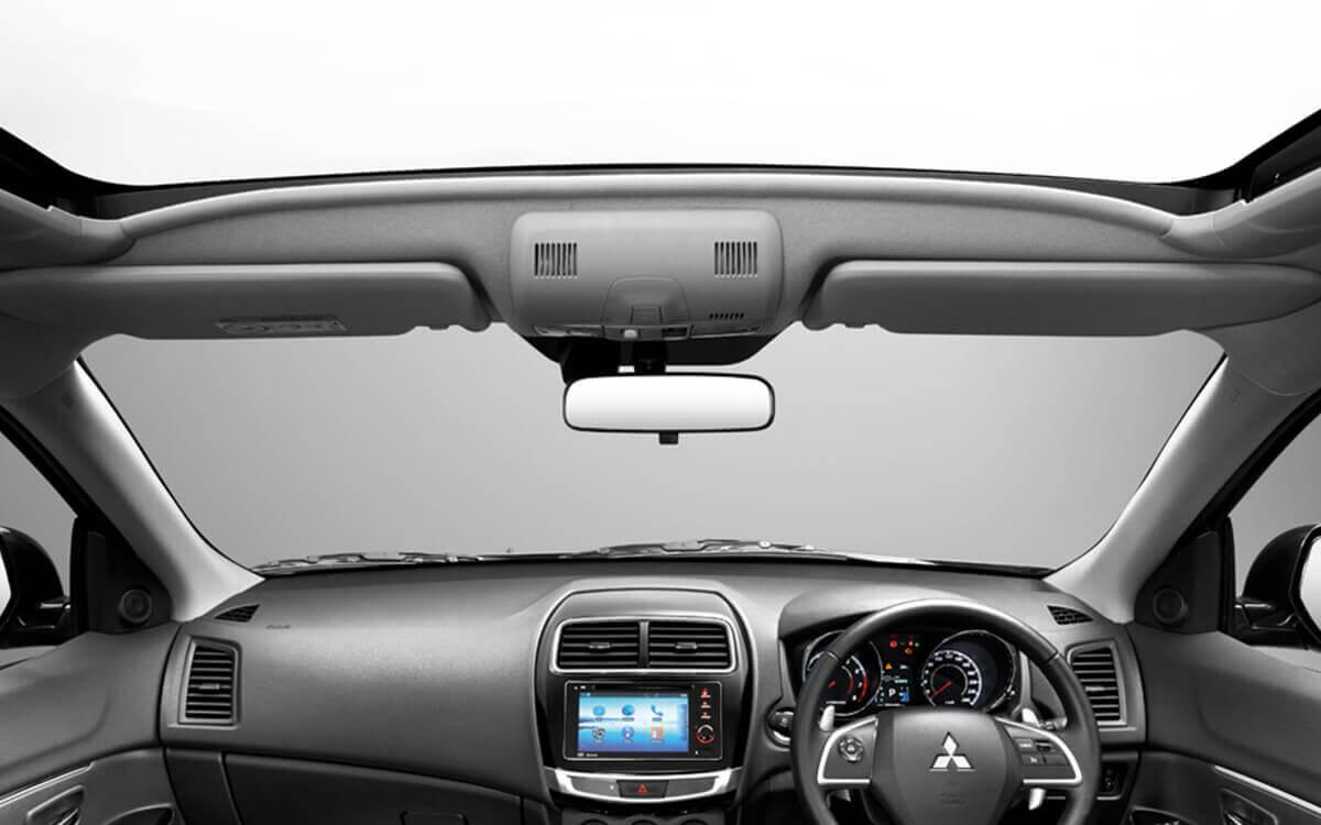 Mitsubishi ASX Comfort Interior Design | Mitsubishi Motors Malaysia