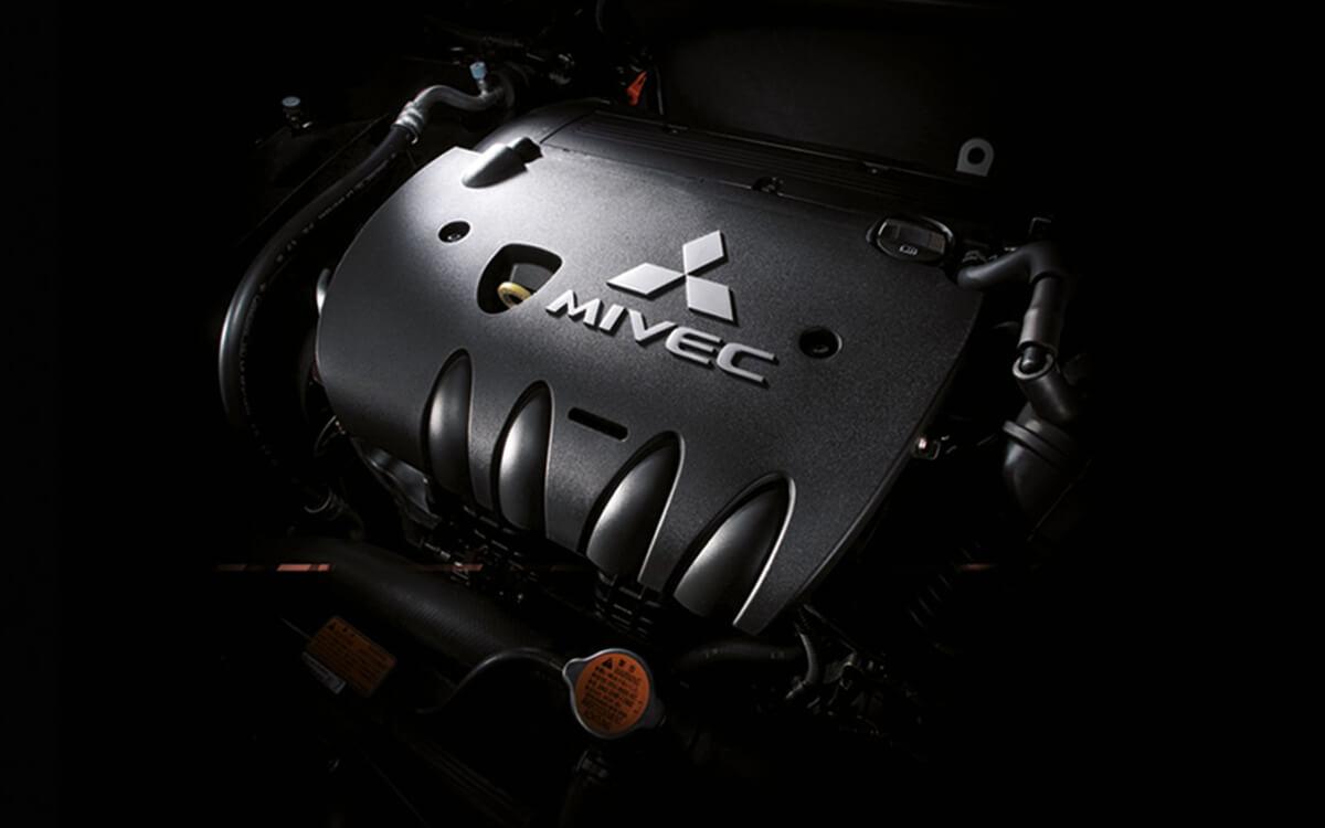 Mitsubishi ASX MIVEC Engine | Mitsubishi Motors Malaysia
