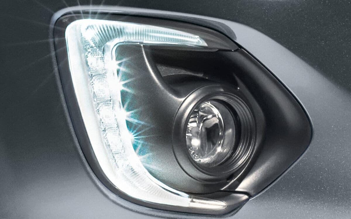Mitsubishi ASX Daytime Running Lights | Mitsubishi Motors Malaysia
