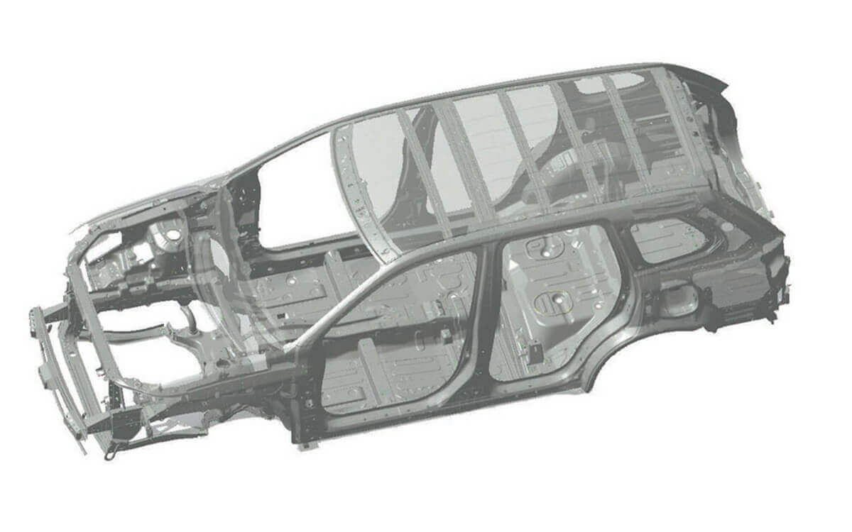 Mitsubishi Outlander Rise Body Feature | Mitsubishi Motors Malaysia