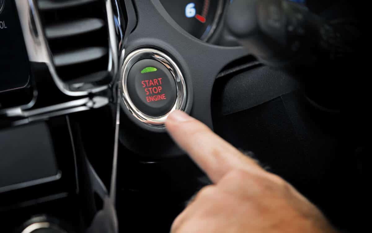 Outlander Features Push Start Button | Mitsubishi Motors Malaysia
