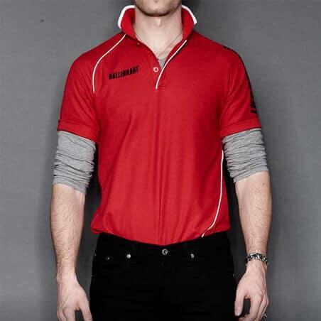 Ralliart Shirt Male (Red) | Mitsubishi Motors Malaysia