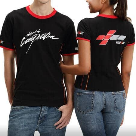 Ralliart Round Neck Shirt (Black) | Mitsubishi Motors Malaysia