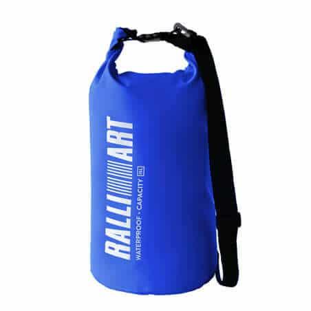 Ralliart Waterproof Dry Bag (Blue) | Mitsubishi Motors Malaysia