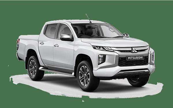 Triton 4x4 MT Premium White | Mitsubishi Motors Malaysia