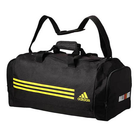 Ralliart Adidas Team Bag Black | Mitsubishi Motors Malaysia