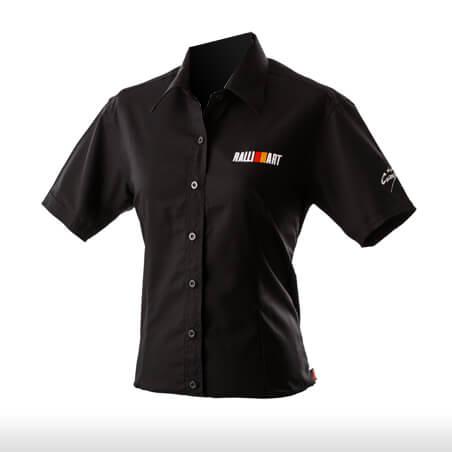 Ralliart Short Sleeve Shirt (Black) | Mitsubishi Motors Malaysia