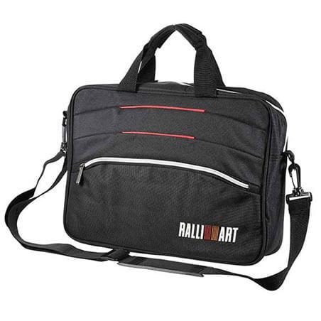 Ralliart Document Bag (Black) | Mitsubishi Motors Malaysia