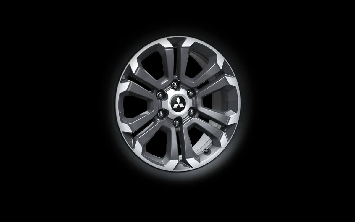 Triton - 18 Inch Alloy Rim | Mitsubishi Motors Malaysia