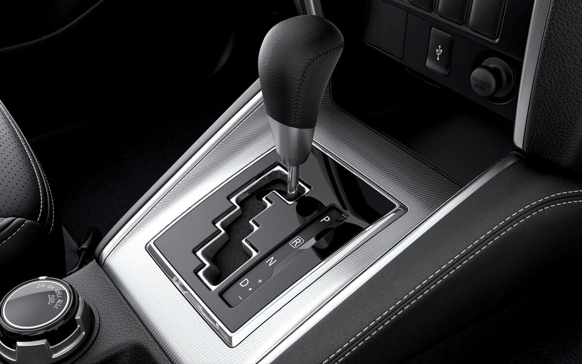 Triton 4x4 - 6 Speed Transmission | Mitsubishi Motors Malaysia