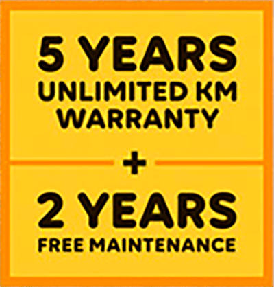 Outlander Warranty - 5 Years Mileage & 2 Years Free Maintenance | Outlander Malaysia