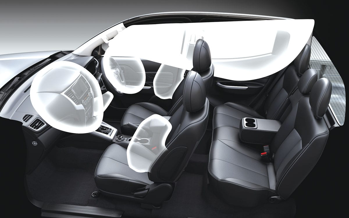 Triton 4x4 7 SRS Airbags | Mitsubishi Motors Malaysia