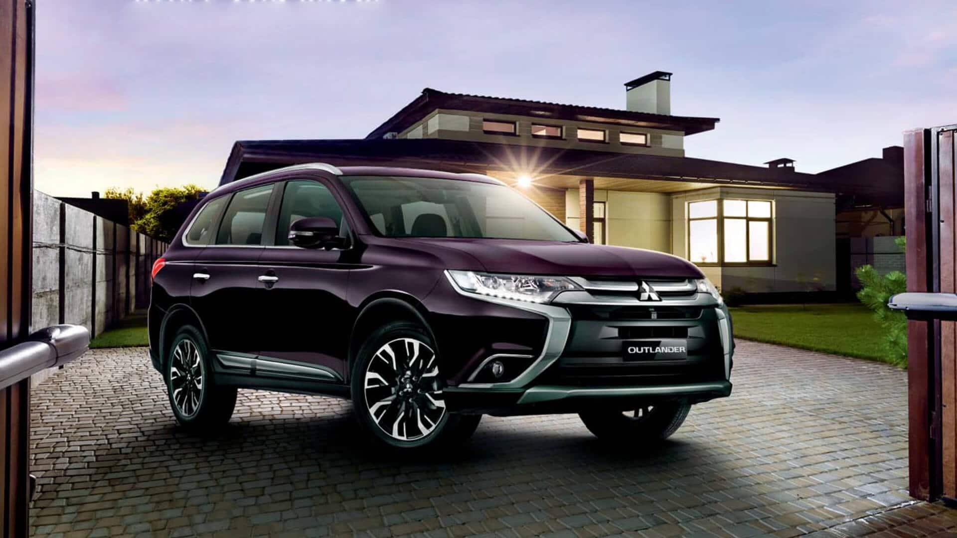 Accident Insurance Company >> Mitsubishi Outlander - 7 Seater SUV | Mitsubishi Motors ...