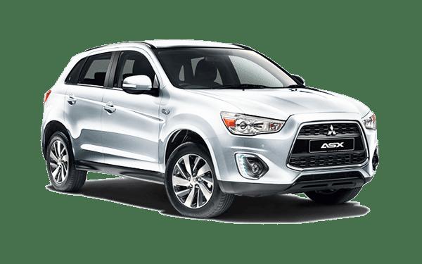 Mitsubishi ASX 2WD Compact SUV - White | Mitsubishi Motors Malaysia