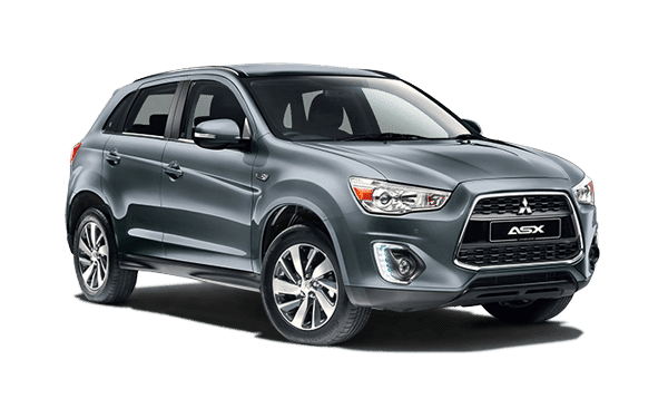 Mitsubishi ASX 4WD - Grey | Mitsubishi Motors Malaysia