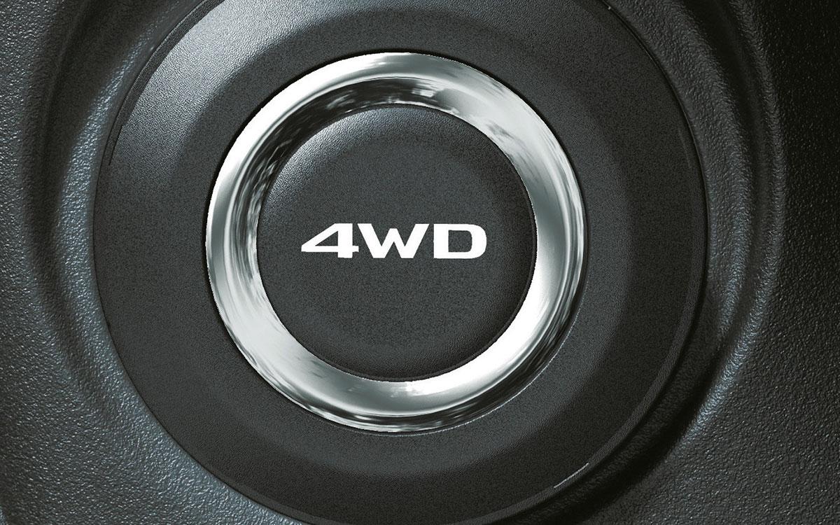ASX 4WD Control | Mitsubishi Motors Malaysia