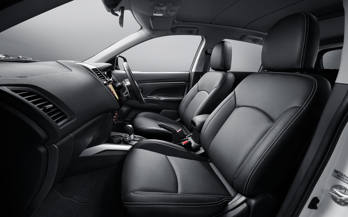 Mitsubishi ASX Leather Seats | Mitsubishi Motors Malaysia