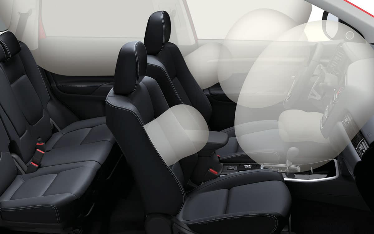 Outlander SRS Airbags | Mitsubishi Motors Malaysia