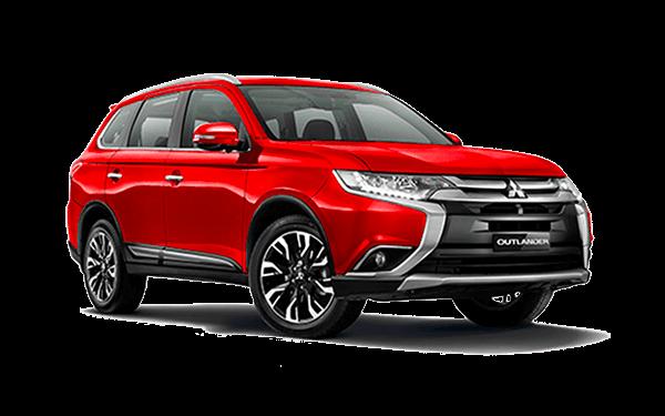 Mitsubishi Outlander 2.4L - Red | Mitsubishi Motors Malaysia