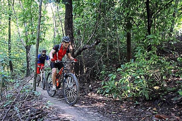 Bukit Kiara Urban Trails | Mitsubishi Motors Malaysia