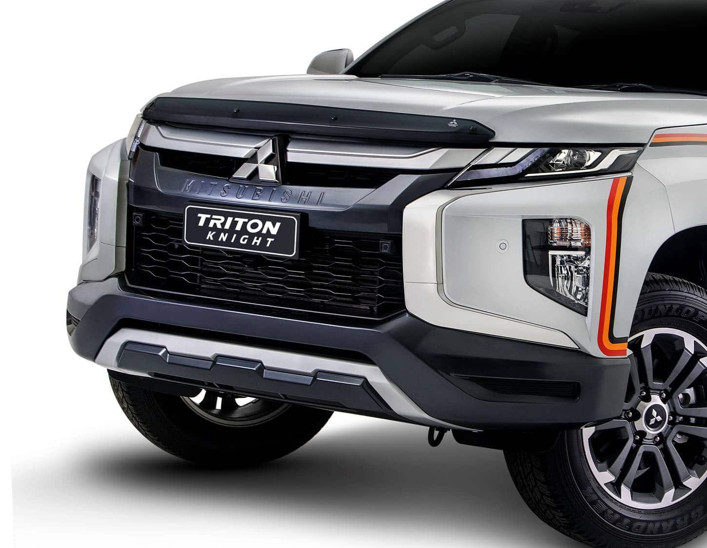 Knight Front Grill
