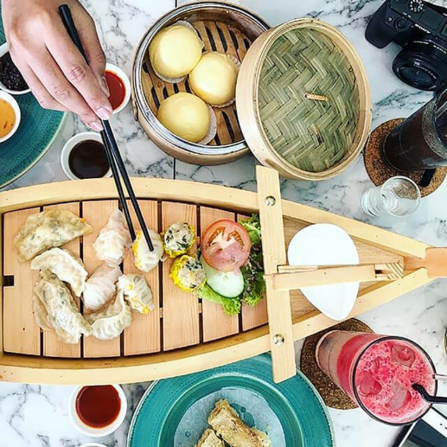 Halal Dim Sum in Klang Valley - Let's Dim Sum KD | Mitsubishi Motors Malaysia