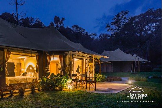 Family Glamping: Tiarasa Escape Glamping Resort in Janda Baik | Mitsubishi Motors Malaysia