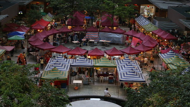 Weekend Bazaar – ABC Market | Mitsubishi Motors Malaysia