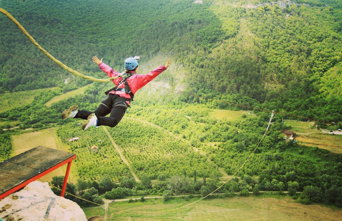 Outdoor Activities Malaysia – Bungee Jumping | Mitsubishi Motors Malaysia
