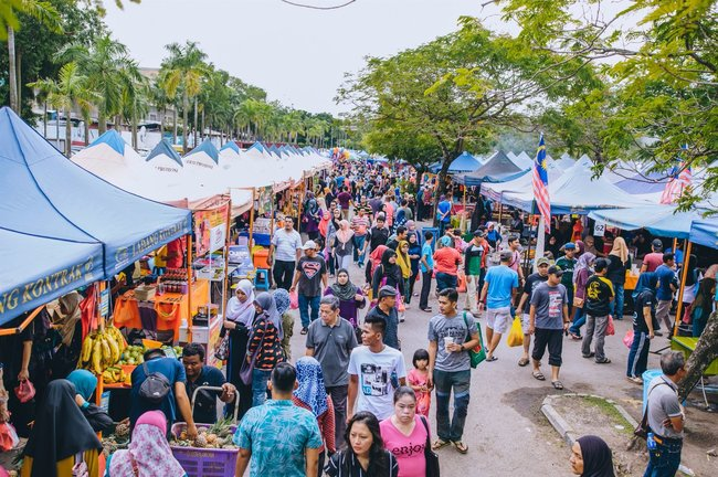 Weekend Bazaar – Pasar Karat, Shah Alam | Mitsubishi Motors Malaysia