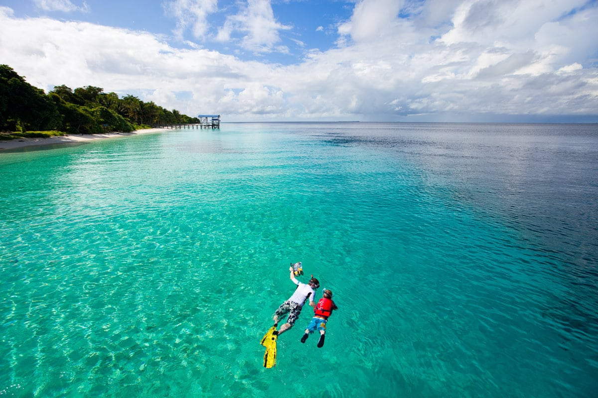 Outdoor Activities Malaysia – Snorkelling | Mitsubishi Motors Malaysia