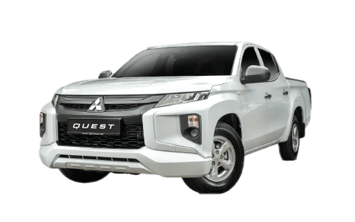Mitsubishi Triton Quest | Mitsubishi Motors Malaysia - Size don't matter when it's a Triton. Cutting edge design to make driving easier and powerful, The Triton quest handles exceptionally well to be used anywhere.