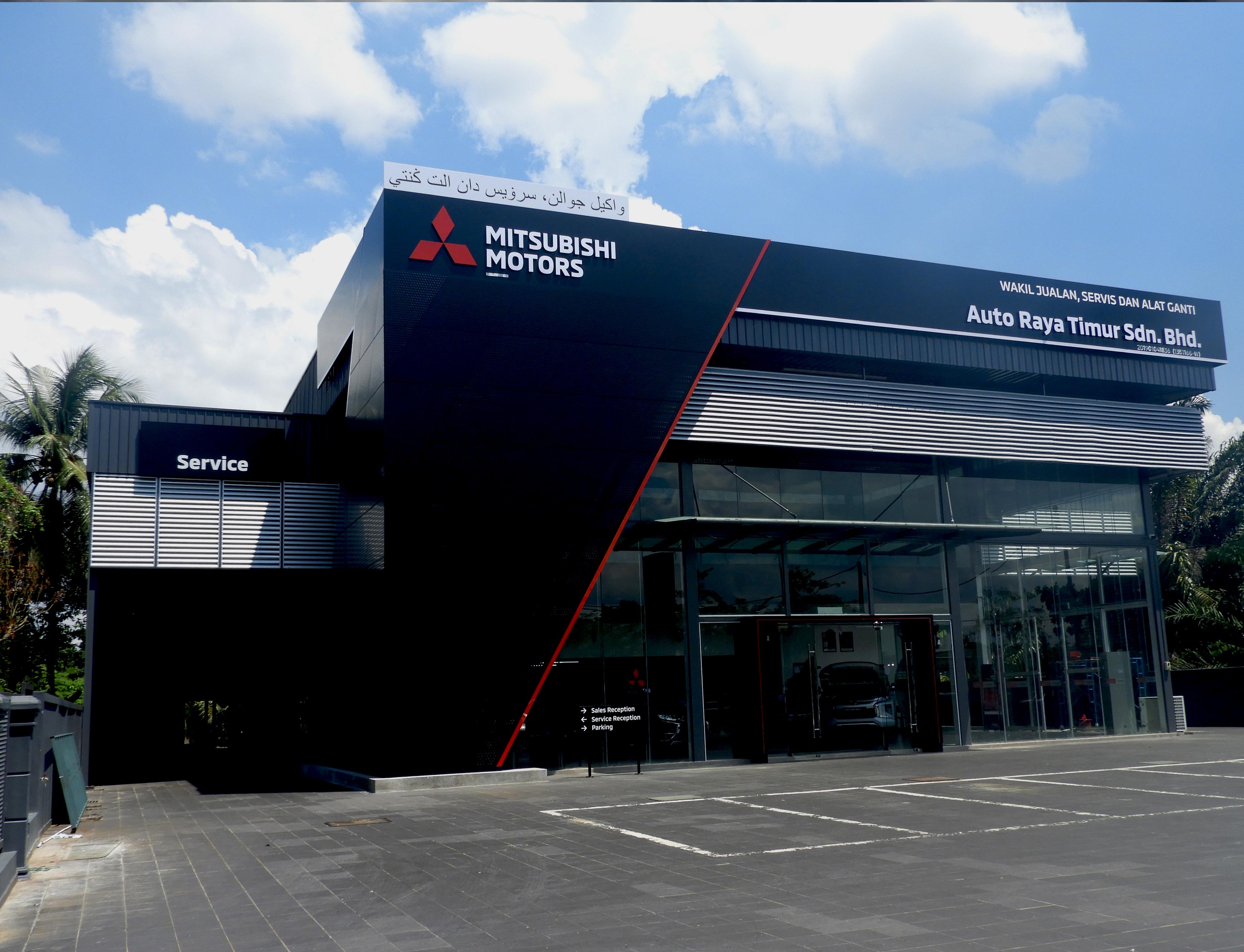Mitsubishi Motors Temerloh