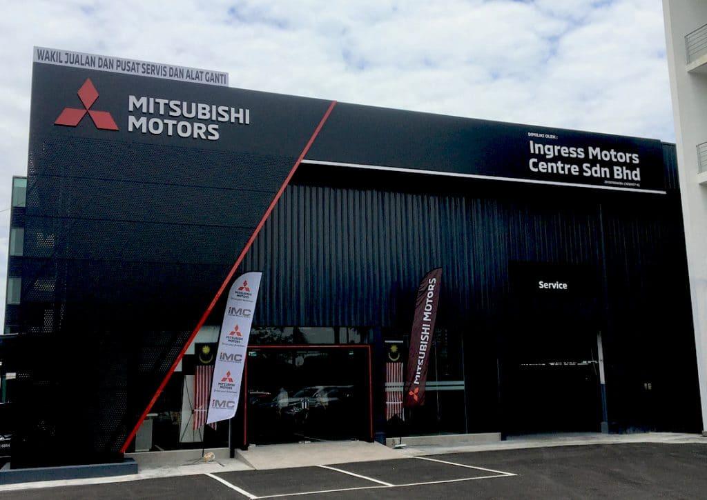 Mitsubishi Motors Petaling Jaya