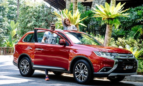 Field Trip Media With New Outlander | Mitsubishi Motors Malaysia