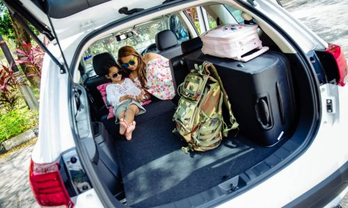 Extra Room Space For Your Trunk | Mitsubishi Motors Malaysia