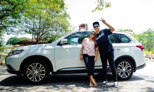 Mitsubishi Outlander Trip Media | Mitsubishi Motors Malaysia