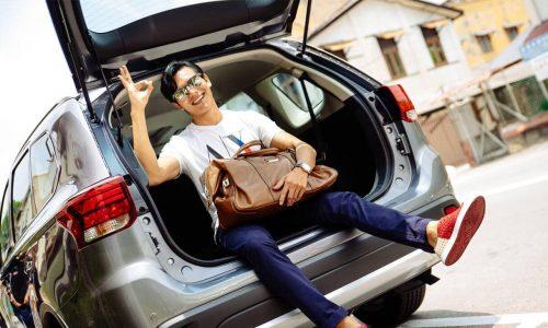 Nazim Othman with Outlander | Mitsubishi Motors Malaysia